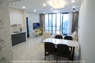 Tempting and luxury design apartment for lease in Vinhomes Golden River