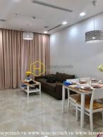 Cozy and elegant design apartment for lease in Vinhomes Golden River