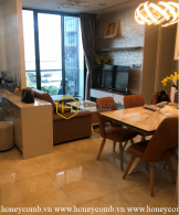 Perfect place apartment for family in Vinhomes Golden River! For rent now!