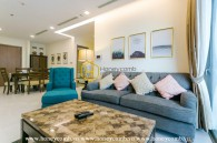Vinhomes Central Park apartment – Retro vibe, Bright & Airy