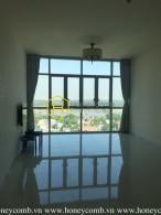 Semi-furnished apartment with charming river view in The Vista