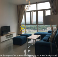 The 3 bedroom-apartment with smart design and reasonable price at The Vista
