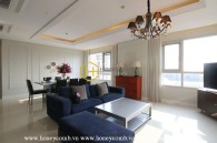 Romantic style apartment in Xi Riverview that is exclusively designed for lovely couples