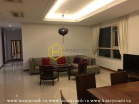 Beautiful design and fully-furnished apartment for rent in Xi Riverview