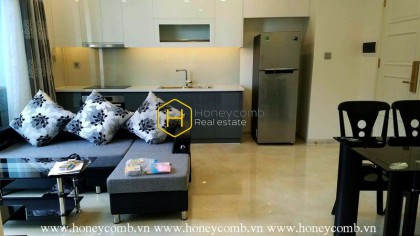 Convenient apartment with nice view in Vinhomes Golden River
