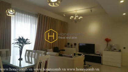 Two beds apartment high floor in The Estella An Phu for rent