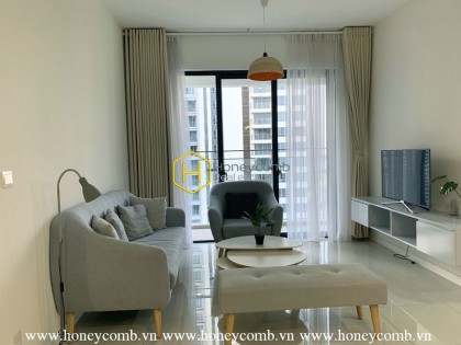 Luxury design 2 beds apartment in The Estella Heights