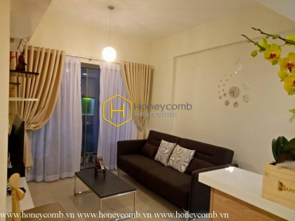 Great view and convenient apartment in Masteri Thao Dien for rent