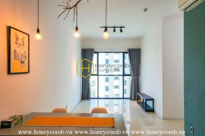 Peaceful and semi-furnished apartment in The Ascent for rent