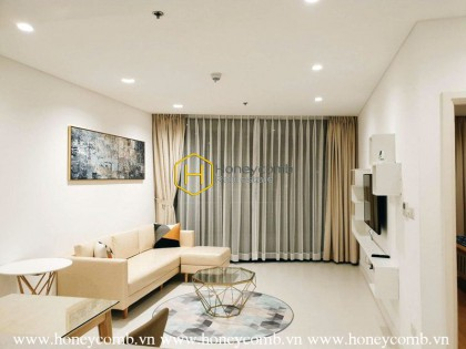 Live the lap of luxury lifestyle with this classy apartment in City Garden