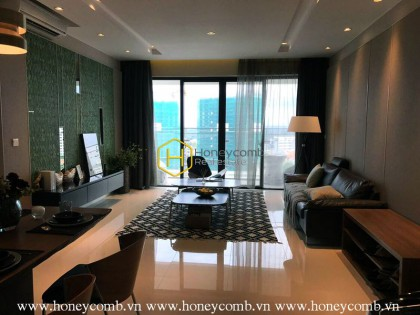 The Estella Heights 3 beds apartment with luxury design for rent