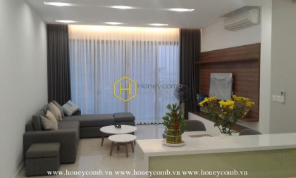 Lovely featured 3 bedrooms apartment in The Estella Heights