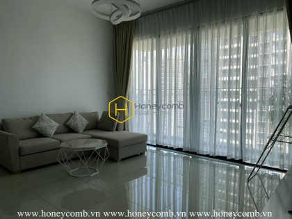 The Estella Heights 3 beds apartment with new furnished for rent