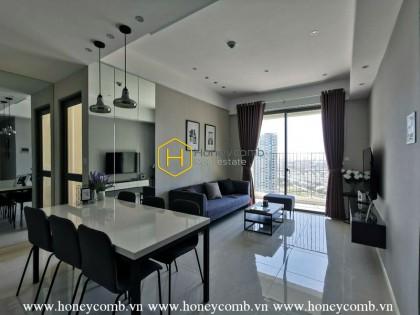 Intricate and modern design apartment in Masteri An Phu