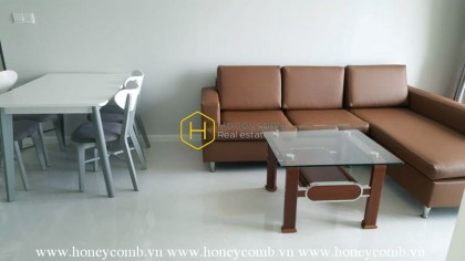 Elegant design with simplified layouts apartment for rent in Masteri An Phu