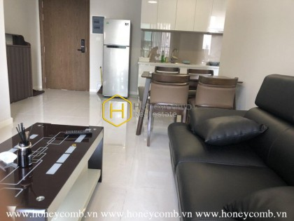 Unique and eye-catching apartment for rent in Masteri An Phu
