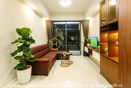 The hot and impressive 2 bedroom-apartment from Masteri An Phu