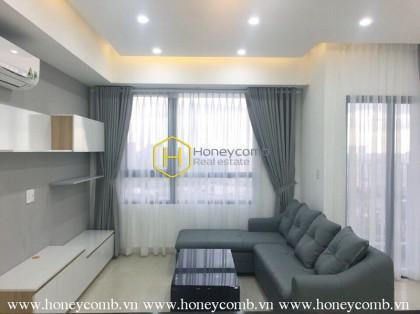 Masteri Thao Dien 2 bedrooms apartment with high floor