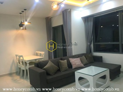 Masteri Thao Dien apartment for rent 2 beds, high class and luxurious furniture