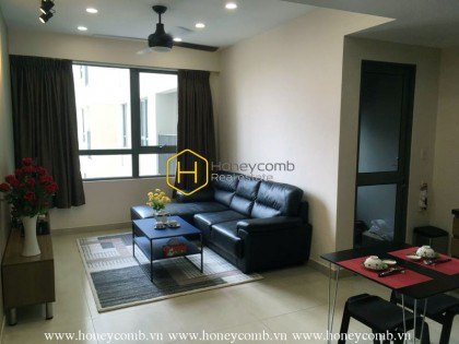 Properly designed &amp Reasonably priced apartment in Masteri Thao Dien