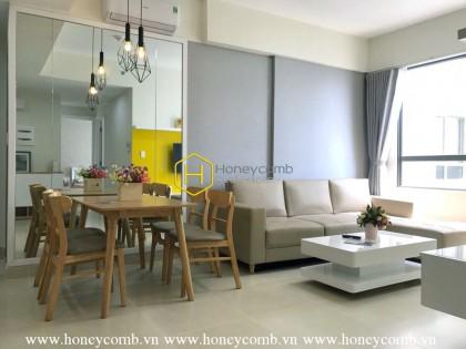 Ingenious and elegant 2 bedrooms apartment in Masteri Thao Dien