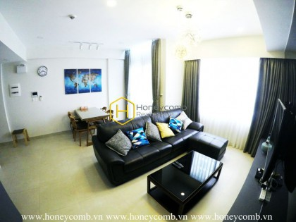 2 beds apartment with brand new and pool view in Masteri Thao Dien