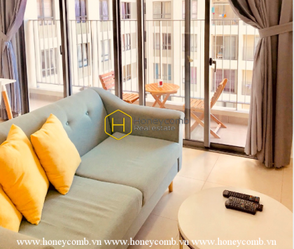 Best price 2 bedrooms apartment with nice view in Masteri Thao Dien