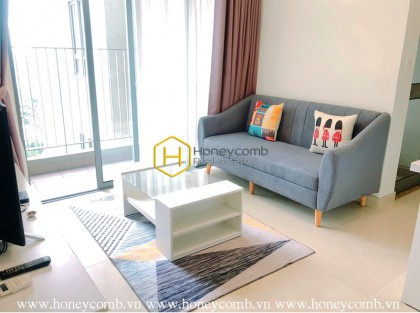 Masteri Thao Dien 2 bedrooms apartment with city view for rent