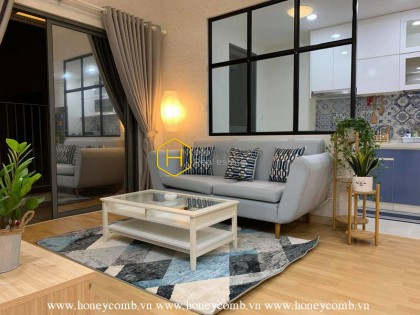 Bright & Well-organised apartment for rent in Masteri Thao Dien