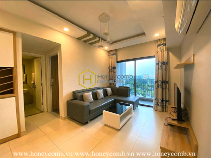 Fully-furnished, convenient apartment in Masteri Thao Dien