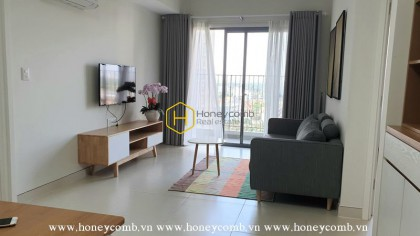 Masteri Thao Dien apartment with white theme will give you the warmth and elegance