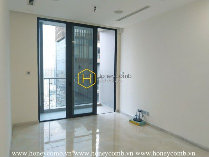 Create your own home with unfurnished apartment in Vinhomes Golden River