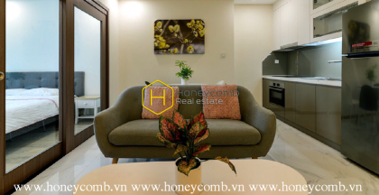 Exceptional Style with 1 bedroom apartment in Landmark 81 for rent