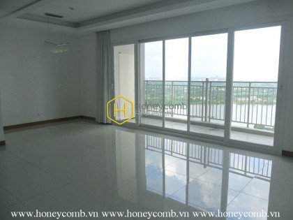Let personalize your own home at this unfurnished apartment in XI Riverview