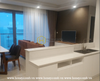 Relax and spend fun time with your beloved ones in Diamond Island apartment