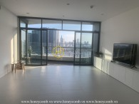 All fresh and new in this beautiful apartment for rent in City Garden
