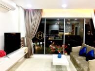 Nice design living space apartment in Diamond Island