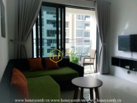 Brand new 1 bedroom apartment with full furnished in The Estella Heights