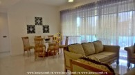 Two beds apartment low floor in The Estella An Phu for rent