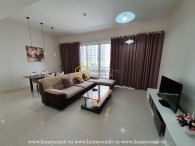 Nice furnished 2 bedrooms apartment in The Estella for rent