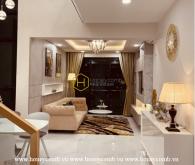 Feliz En Vista duplex apartment: a combination of artistic and splendid beauty