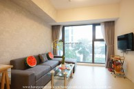 Studio apartment proper design and convenient decoration in Gateway