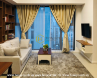 Gateway studio apartment makes you relax whenever you come back home