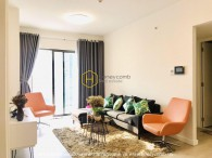 Lovely featured 2 bedrooms apartment in The Gateway Thao Dien