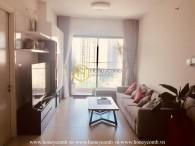 Căn hộ 2 phòng ngủ xinh xắn cho thuê tại Gateway Thảo Điền