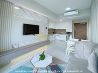 Masteri An Phu apartment: a sophisticated design in peaceful green