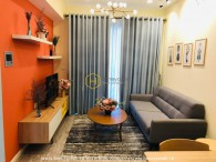 A glowy apartment in Masteri An Phu that builds up your lifestyle