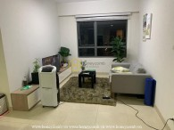 Superior Masteri Thao Dien apartment for rent with warm tone color