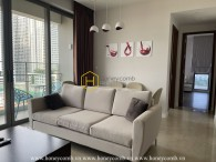 Artistic and organizational apartment in The Nassim