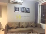 2 beds apartment low floor for rent in Masteri Thao Dien